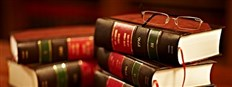 Books, Symbol of Law